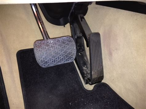 Pedal Gas Mercedes C Class W204 changing accelerator pedal etc mbworld org forums