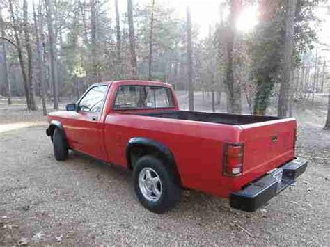 Dodge Shelby Dakota by Find Used 1989 Dodge Shelby Dakota In Ashdown