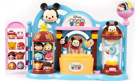 Nursery Storage Basket by Disney Tsum Tsum Playset Kids George At Asda