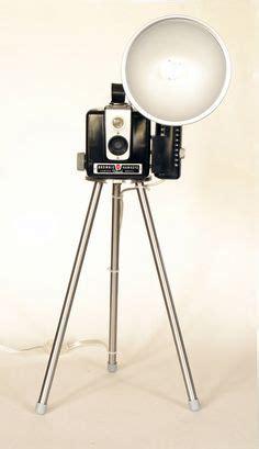Tripod Flash vintage anscoflex with tripod flash ansco 620