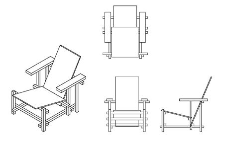 Isometric Drawing Chair by Isometric And Orthographic Drawings Orthographic Drawing