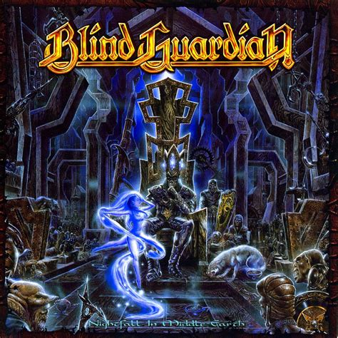 A Middle Earth Album blind guardian recensione nightfall in middle earth