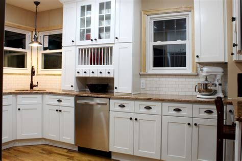 White Shaker Kitchen Cabinets by White Shaker Kitchen