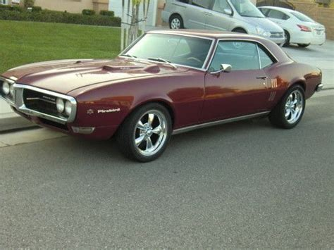 car owners manuals free downloads 1968 pontiac firebird instrument cluster service manual how cars run 1968 pontiac firebird auto manual sell used 1968 pontiac