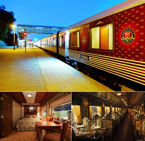 maharaja express train in india maharajas express an incredibly luxury train in indian
