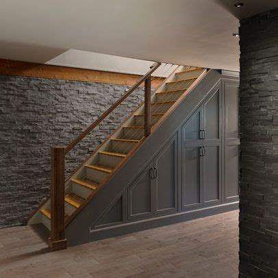 Garage Stairs Design 25 Best Ideas About Basement Storage On Pinterest Storage Room Garage Shelving And Diy