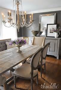 dining room in dear lillie kendall charcoal in our dining room