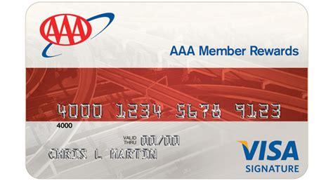 member rewards visa aaa newsroom
