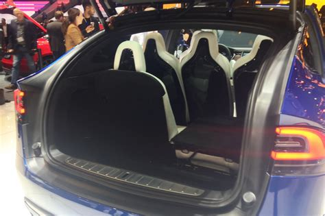 Tesla Seating For 7 New Tesla Model X On Review Six Reasons It Ll Shake