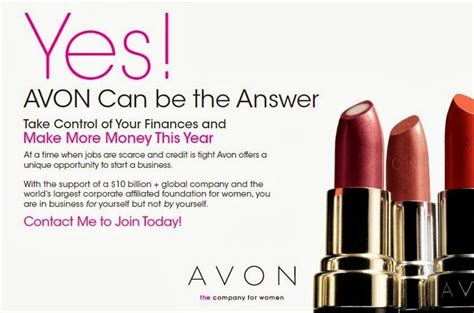 i selling avon maybe you will ask me what it