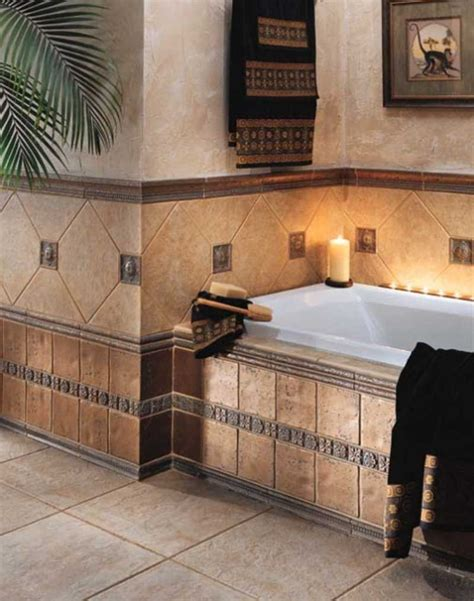 tiled bathrooms ideas 30 cool ideas and pictures of farmhouse bathroom tile