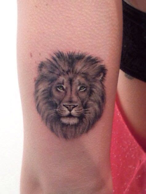 lion tattoo placement lion ankle tattoo buscar con google next tattoo