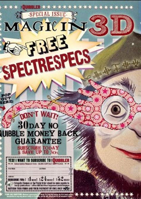 printable quibbler cover the quibbler nerdy pinterest
