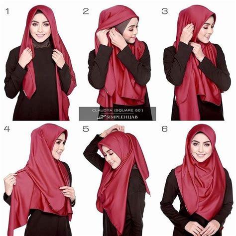 tutorial hijab segi empat pinterest 467 best hijab tutorial images on pinterest hijab