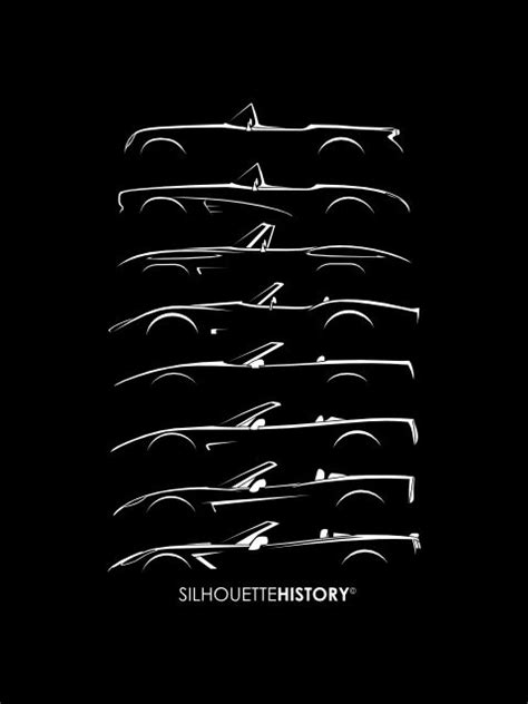 14 best Car Silhouette images on Pinterest | Car