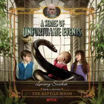 a series of unfortunate events the reptile room listen to series of unfortunate events 2 the reptile room by lemony snicket at audiobooks