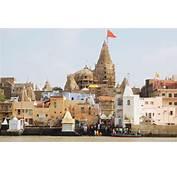 Dwarkadhish Temple Jagat Mandir Lord Krishna Gomti
