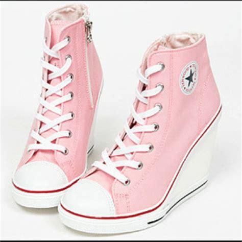 high heels converse high top converse heels 28 images best 25 converse