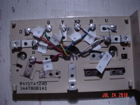 trane weathertron thermostat wiring trane free engine