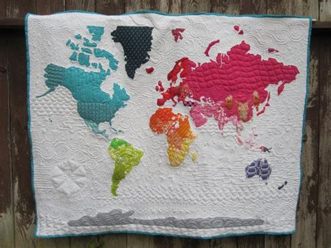 fabric pattern map world map quilt pattern map quilt patterns and fabrics