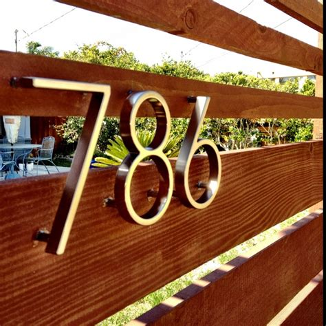 eichler house numbers 9 best eichler house number ideas images on pinterest