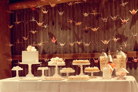 how to create a rustic dessert table for your barn wedding rustic dessert table at a wedding image 174034 polka