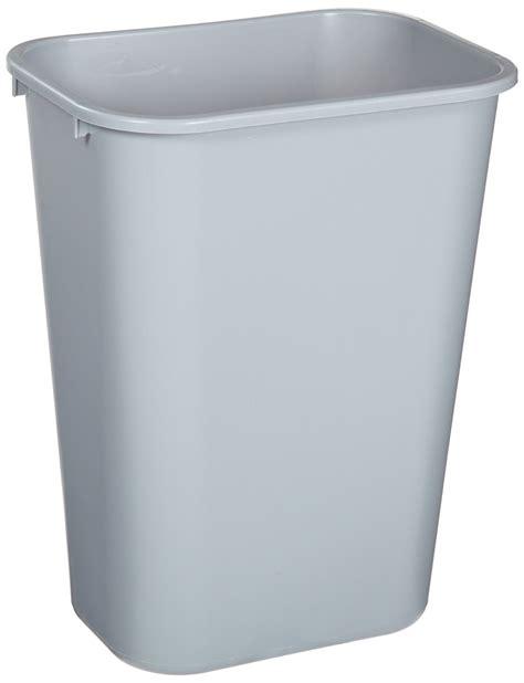 commercial bathroom trash can
