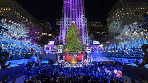 how many lights are on rockefeller christmas tree tree rockefeller center best business template
