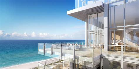 Luxury Beach House Floor Plans richard meier amp partners reveals designs for the surf club