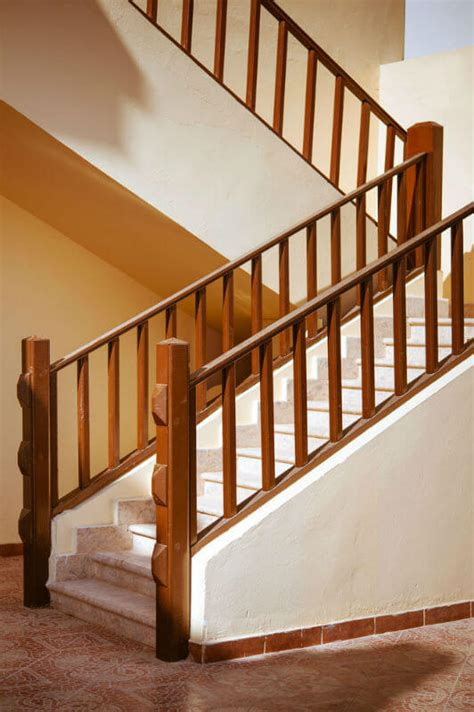 wooden banisters for stairs 55 beautiful stair railing ideas pictures and designs