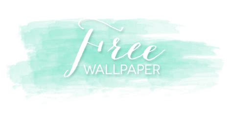Spring Projects by Free Wallpaper Hello Watercolor Pixejoo