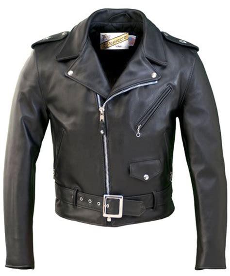 Jaket One one perfecto leather motorcycle jacket