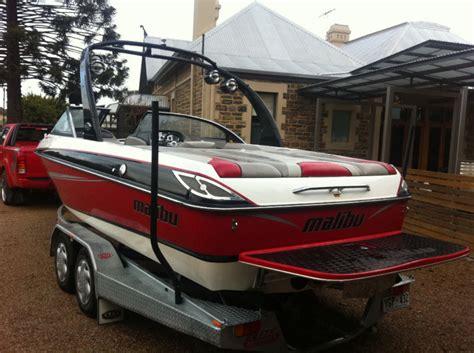 new boats for sale adelaide malibu sunscape 21lsv ski wakeboard boat adelaide