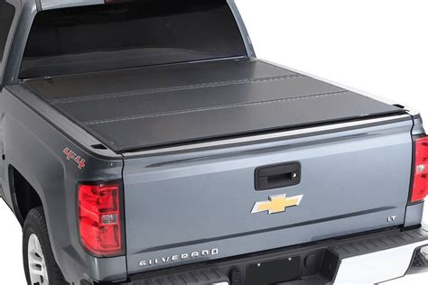 2009 2014 Ford F150 Rugged Hard Folding Tonneau Cover