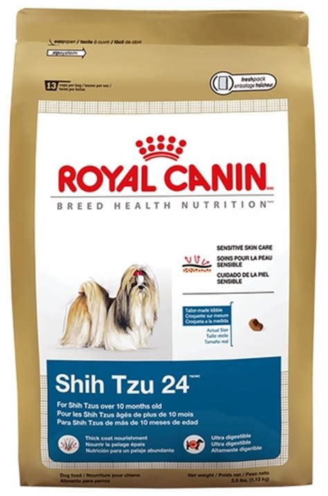 royal canin shih tzu royal canin breed health nutrition shih tzu 10 lb