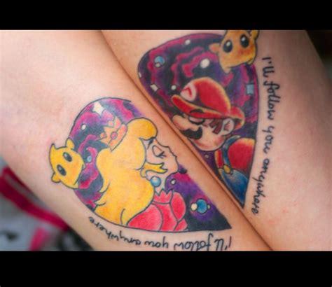 princess peach tattoo designs princess and mario tattoos and piercings
