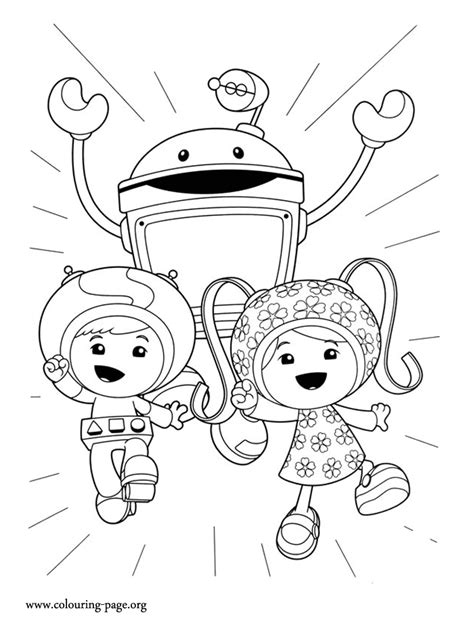 Team Umizoomi Team Umizoomi Coloring Page Team Umizoomi Coloring Pages