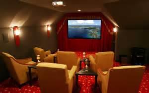 Home Theater Sconce Lighting 5 Home Cinema Interior Designs