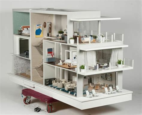 doll house modern 268 best images about modern doll house on pinterest house tours miniature and