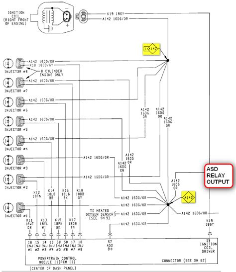 Dodge Ram Starter Wiring Diagram I Have A 1994 Dodge Ram Van 318 Im Getting Fuel To Fuel Rail