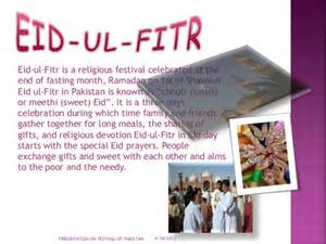 Eid Festival Essay In Marathi by Festivals Of Pakistan