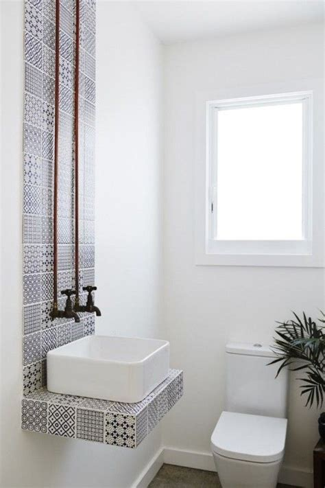 Best Plumbing Tile by The 25 Best Ideas About Guest Toilet On