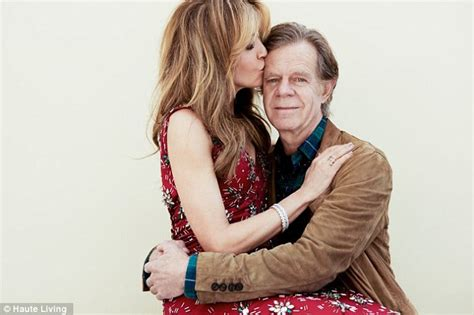 really did felicity huffman have cancer felicity huffman gushes about husband william h macy