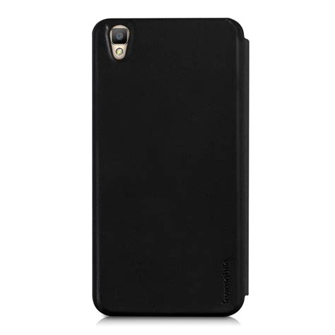 Flip Mirror Oppo F1 Plus flip cover for oppo f1 plus black slim back shell
