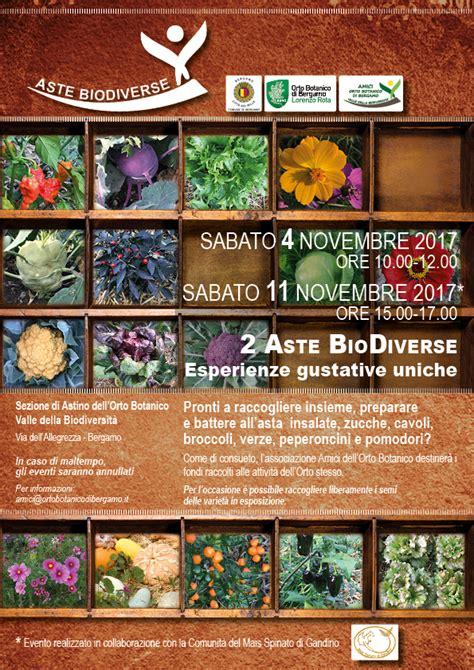 all asta bergamo e provincia asta biodiversa sabato 11 novembre 2017 15 00 bergamo