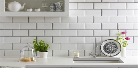 Tiled Kitchen Backsplash top 5 ways to add tile style to your home love chic living