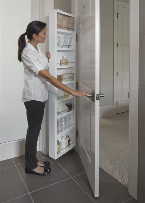 behind door storage cabinet with full length mirror 10 ideas for organizing your stuff the three tomatoes