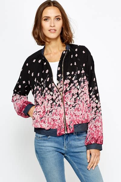 Flowries Bomber Jaket floral bomber jacket just 163 5