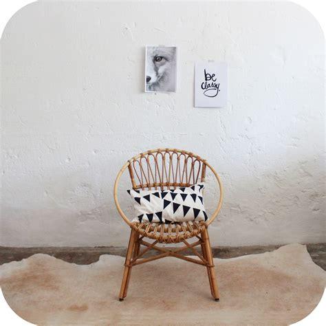 meuble fauteuil meuble vintage fauteuil rotin vintage atelier du petit parc