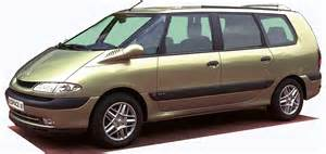 Renault Espace Iii Renault 1995 224 1999 Renaultheque